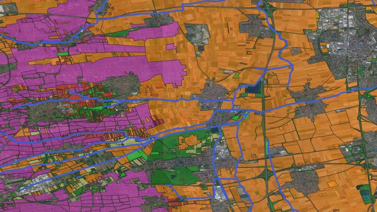 GIS analyses